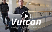 Vulcan: The Intelligent Robotic Wheelchair